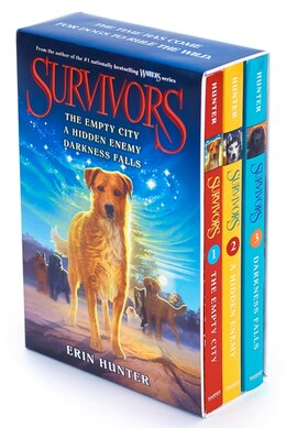 Book Survivors Box Set: Volumes 1 To 3: Volumes 1 To 3 by Erin Hunter