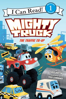 Book Mighty Truck Learns A Lesson by Chris Barton