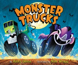 Book Monster Trucks by Anika Denise
