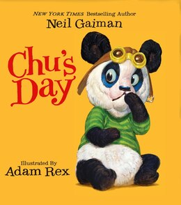 Book Chu's Day Board Book by Neil Gaiman