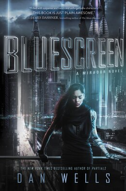 Book Bluescreen by Dan Wells