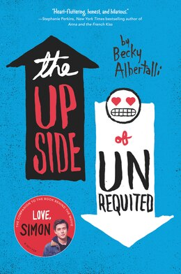 Book The Upside Of Unrequited by Becky Albertalli