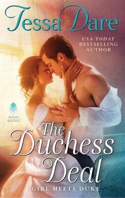 Book The Duchess Deal: Girl Meets Duke by Tessa Dare