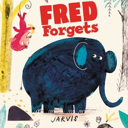 Book Fred Forgets by Jarvis