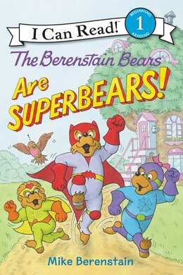 Book The Berenstain Bears Are Superbears! by Mike Berenstain