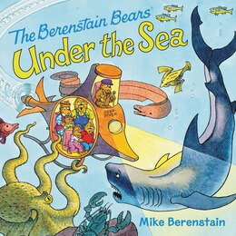 Book The Berenstain Bears Under the Sea by Mike Berenstain