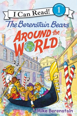 Book The Berenstain Bears Around the World by Mike Berenstain