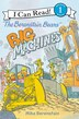The Berenstain Bears' Big Machines by Mike Berenstain