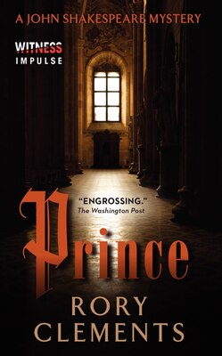 Book Prince: A John Shakespeare Mystery by Rory Clements