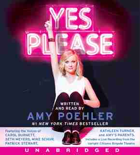 Yes Please Cd by Amy Poehler