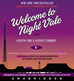 Book Welcome To Night Vale Cd: A Novel by Joseph Fink