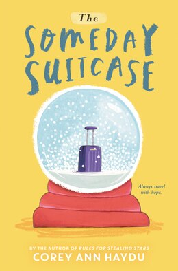 Book The Someday Suitcase by Corey Ann Haydu