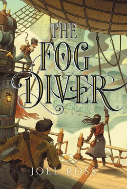 Book The Fog Diver by Joel Ross