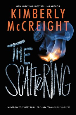 Book The Scattering by Kimberly Mccreight