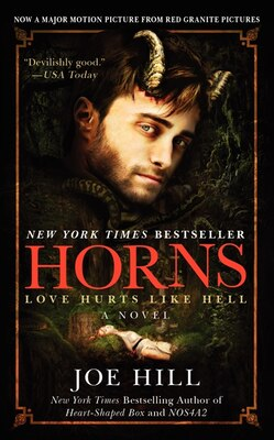 Book Horns Movie Tie-In Edition: A Novel by Joe Hill