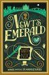 Newt's Emerald: Magic, Maids, And Masquerades by Garth Nix