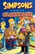 Simpsons Comics Clubhouse by Matt Groening