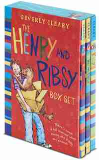The Henry And Ribsy Box Set: Henry Huggins, Henry And Ribsy, Ribsy by Beverly Cleary
