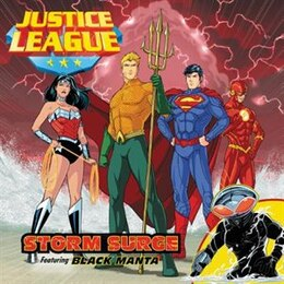 Book Justice League Classic: Storm Surge by Donald Lemke