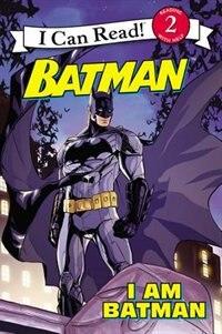 Book Batman Classic: I Am Batman by Delphine Finnegan