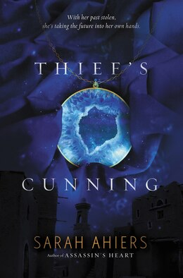 Book Thief's Cunning by Sarah Ahiers