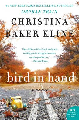 Book Bird In Hand by C Kline