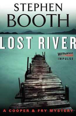 Book Lost River: A Cooper & Fry Mystery by Stephen Booth
