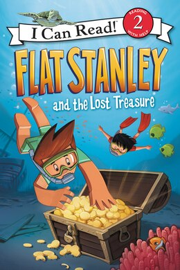Book Flat Stanley and the Lost Treasure by Jeff Brown