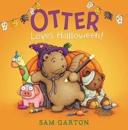 Book Otter Loves Halloween! by Sam Garton