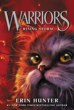 Book Warriors #4: Rising Storm: Rising Storm by Erin Hunter