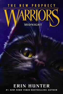Book Warriors: The New Prophecy #1: Midnight: Midnight by Erin Hunter
