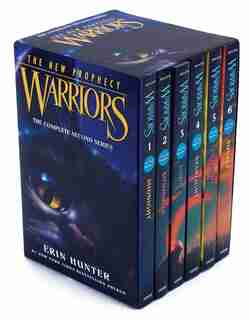 Warriors: The New Prophecy Box Set: Volumes 1 To 6: The Complete Second Series by Erin Hunter