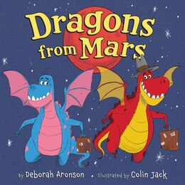 Book Dragons from Mars by Deborah Aronson