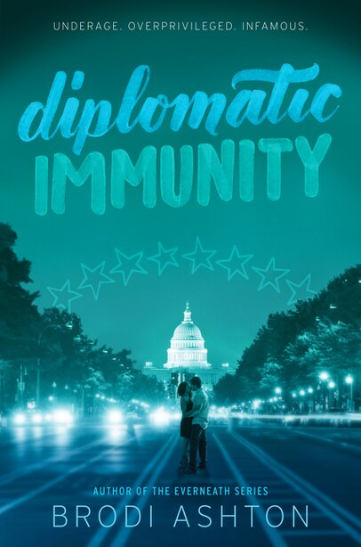 Diplomatic Immunity by Brodi Ashton