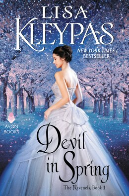Book Devil In Spring: The Ravenels, Book 3 by Lisa Kleypas