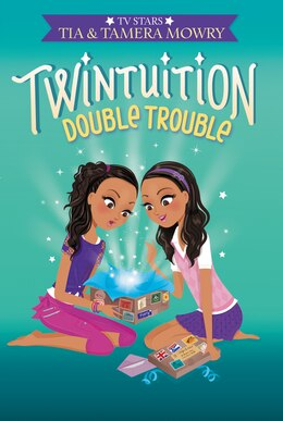Book Twintuition: Double Trouble by Tia Mowry
