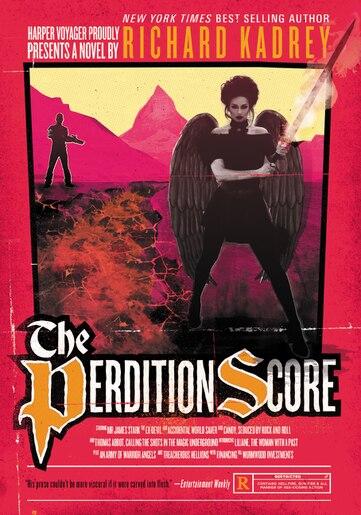 The Perdition Score: A Sandman Slim Novel by Richard Kadrey