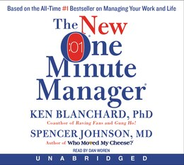 Book The New One Minute Manager Cd: Revised Edition by Ken Blanchard