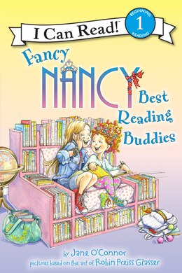 Book Fancy Nancy: Best Reading Buddies by Jane O'Connor