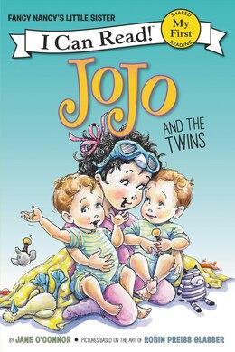 Book Fancy Nancy: Jojo My First Icr #4 by Jane O'Connor