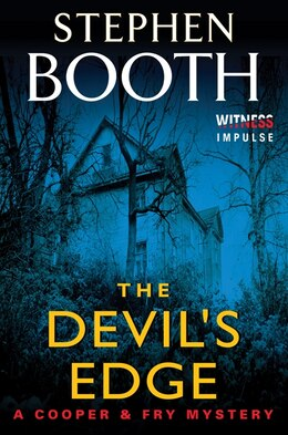 Book The Devil's Edge: A Cooper & Fry Mystery by Stephen Booth