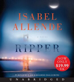 Book Ripper Low Price Cd: A Novel by Isabel Allende