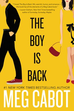 Book The Boy is Back by Meg Cabot
