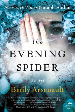 Book The Evening Spider: A Novel by Emily Arsenault