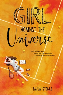 Book Girl Against the Universe by Paula Stokes