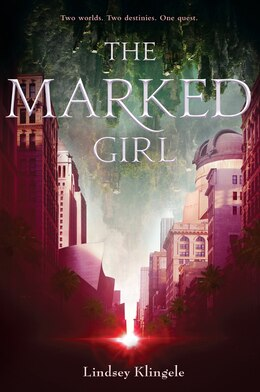 Book The Marked Girl by Lindsey Klingele