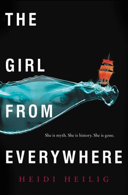 Book The Girl From Everywhere by Heidi Heilig