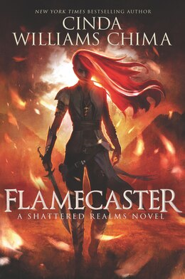 Book Flamecaster by Cinda Williams Chima