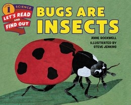 Book Bugs Are Insects by Anne Rockwell