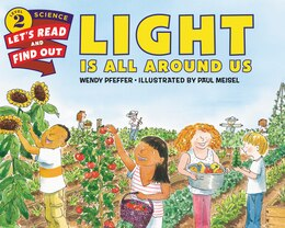 Book Light Is All Around Us by Wendy Pfeffer